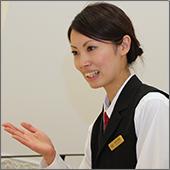 ホールシェフ松浦