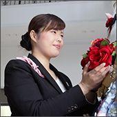 ABC認定Professional Bridal Consultant矢 野