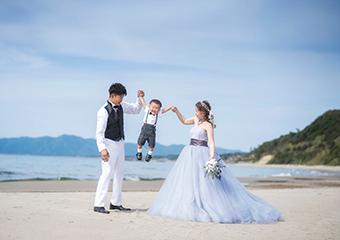 家族旅行・親族旅行を兼ねた「旅する結婚式」を満喫したい方