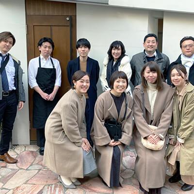 2020東京食べ歩き研修