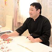 Chef 料理長 北 川