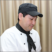 副料理長北川
