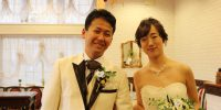 D&M WEDDING♪