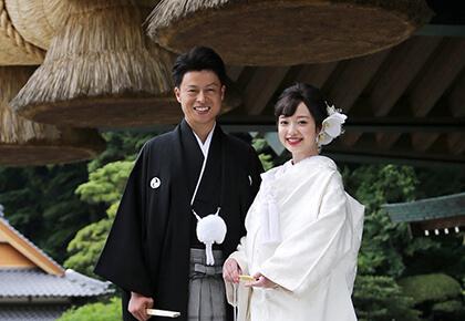 出雲大社結婚式