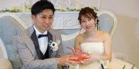 出雲大社からラ・マールで結婚披露宴!