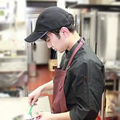 Chef  石田