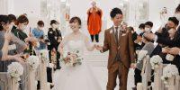 F&Y WEDDING アンジェグレースガーデン チャペル挙式